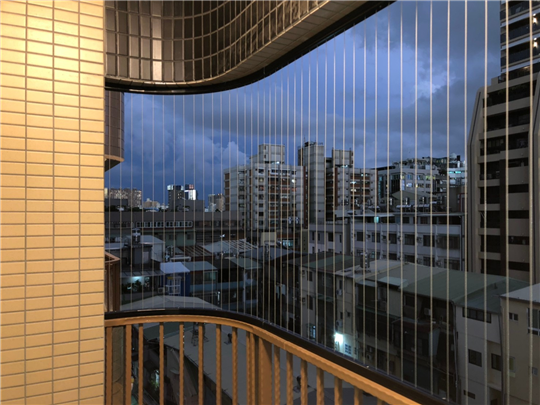 38-隱形鐵窗、隱形防墜窗、防護網