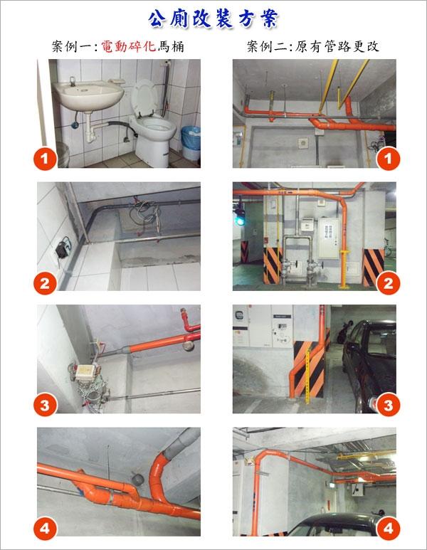 公廁改裝方案