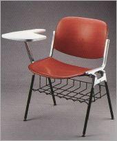 公共座椅/DSC106-PP紅+板+籃