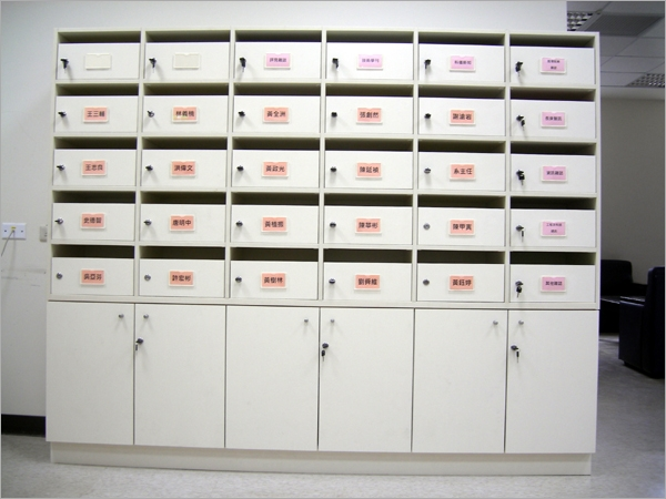 教室橱柜 信箱柜 新茂系统家具股份有限公司