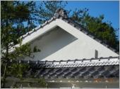 寺廟圍牆瓦