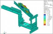低頻振動噪音防制工程結構共振頻率分析