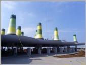 遮陽鋁格柵設計施工
