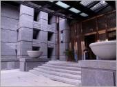 8-藍彩玉外牆、台中大理石外牆施工
