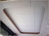 中部木做造型天花板