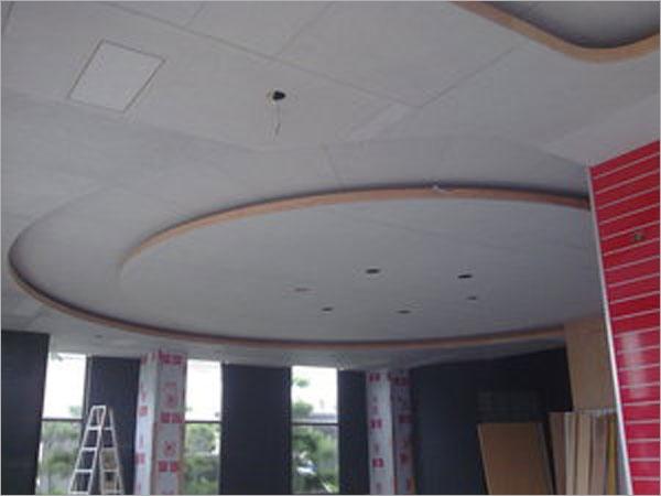 木做造型天花板