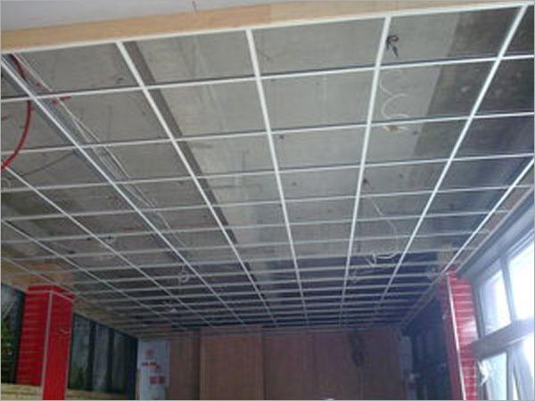 中部明架天花板