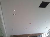 中部暗架天花板