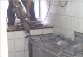 浴室廚房磁磚拆除