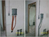 白磚+管線工程