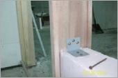 白磚+木作工程