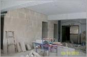 白磚現場施工
