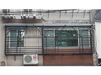 陽台鍛造窗