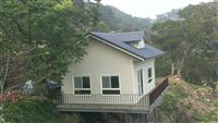 鋼構造型休閒屋