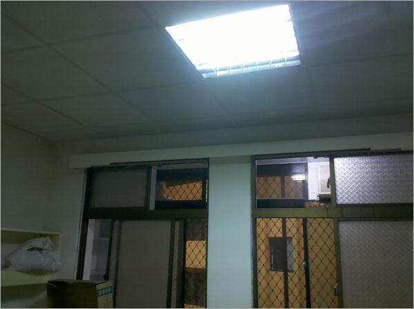 天花板施工