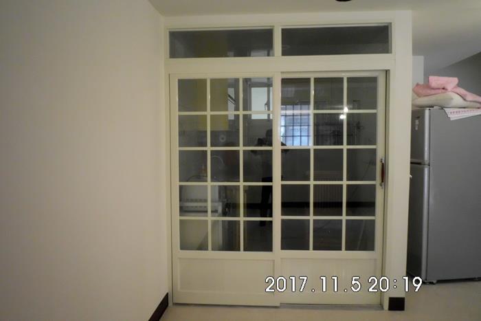 桃園格子窗