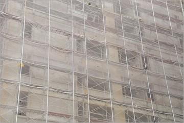 工地安全防塵網