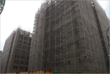 外牆鋼管鷹架工程
