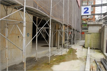 建築施工支撐架