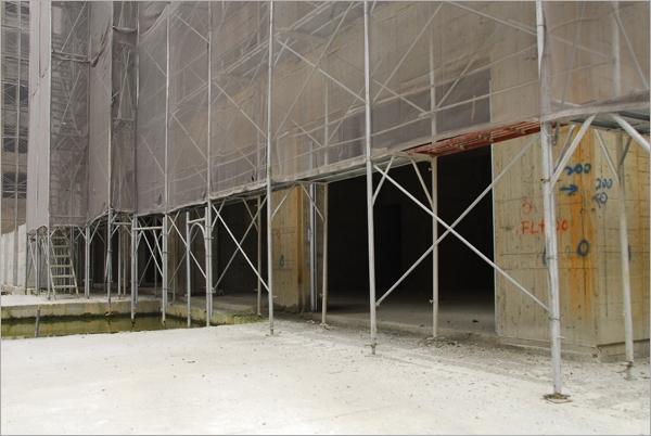 大樓工地施工架工程