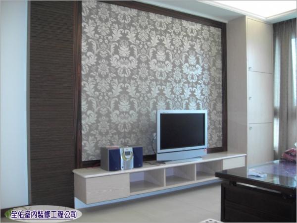 居家客廳、電視櫃裝潢