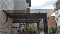 複合式鐵屋外觀