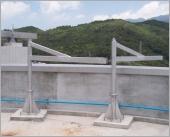固定式外牆吊掛設備