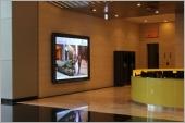 室內全彩顯示屏/市政路市政大樓