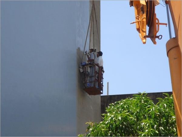 外牆防水塗料