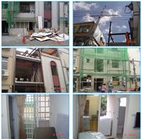套房改建、套房變更、房屋翻新施工