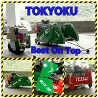 TCH TOKYOKU TC-3540A 油壓昇降-自走/半自走兩用-雙邊切割機