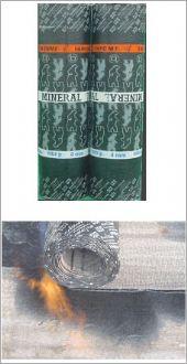 APP熱熔式防水毯