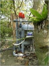 全自動魚池循環殺菌機-5T