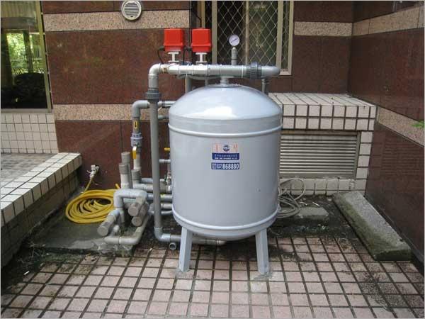 魚池濾水器