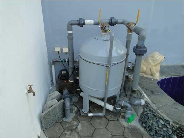手動魚池濾水器/上清牌全自動魚池濾水器