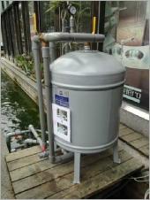 手動魚池濾水器-10T/魚池濾淨濾水設備