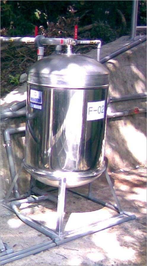手動濾水器