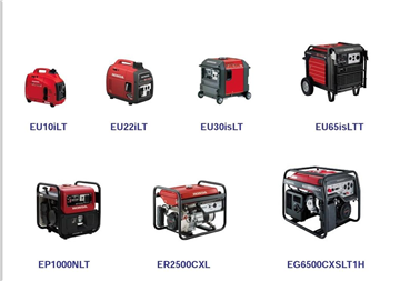 HONDA 變頻式發電機 / 標準型發電機