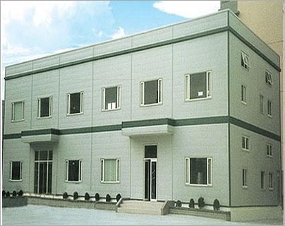 鋼構廠房工程