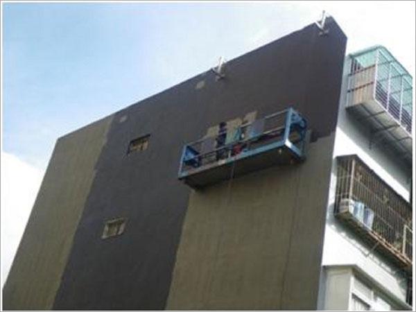 外牆防水隔熱工程