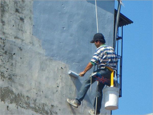 外牆防水塗裝工程