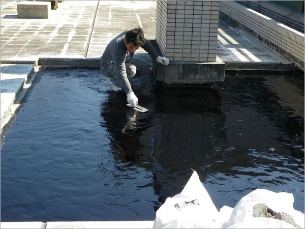 廠房屋頂防水工程