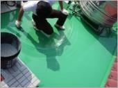 屋頂PU防水工程