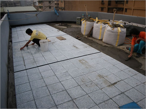 屋頂防水隔熱工程