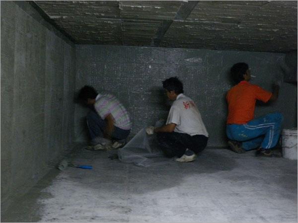 蓄水池防水工程