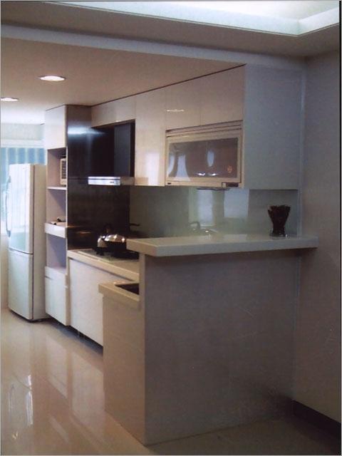 吧台设计 - 三雅橱柜卫浴精品
