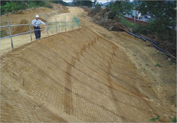 噴凝土工程