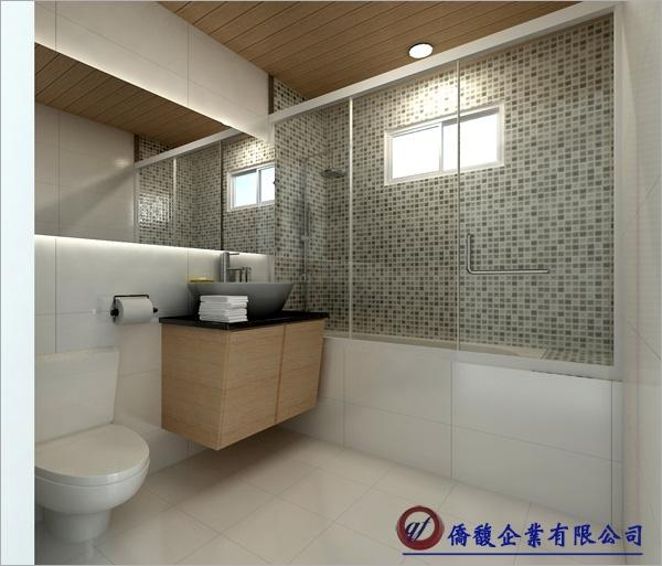 装修项目 室内设计装潢工程 水电 磁砖 油漆 浴室整修 顶楼加盖高清图片