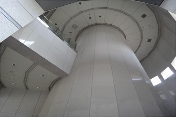 圓弧型鋁天花板