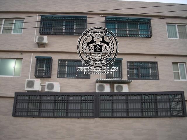陽台防盜門窗